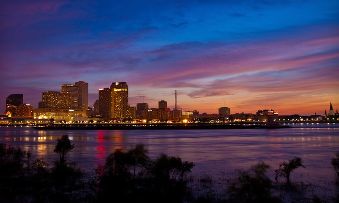 Loews New Orleans Hotel - New Orleans: Two-Night Stay with Optional Dining Credit at Loews New Orleans Hotel in New Orleans