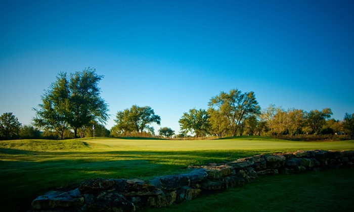 Prairie Trails Golf Course - El Dorado: $39 for Golf for Two Including Cart and Range Balls at Prairie Trails Golf Course (Up to $78 Value)