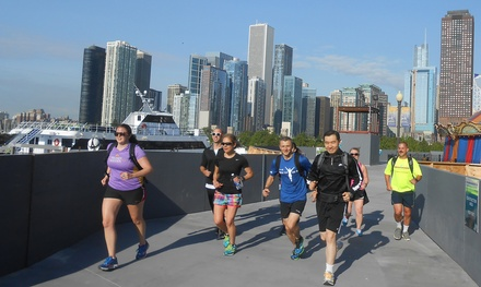 Running Tours of Downtown Chicago from Chicago Running Tours & More (Up to 55% Off)