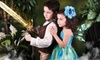 Enchanted Fairies Studio / Matlock Gutier Signature Portraits - Shops of Willow Bend: Kids' Costumed Photo Shoot with One Print and Optional DVD with Slideshow at Enchanted Fairies Studio (Up to 74% Off)