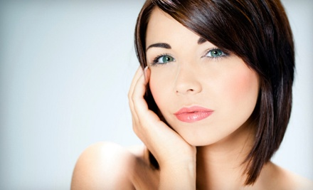 Haircut and Color or Highlights Package at TLC Hair Designs with Tracy Chapman (Up to 57% Off). Four Options Available.