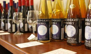 Moonlight Meadery: Mead Tour and Tasting for Two, Four, or Six at Moonlight Meadery (Up to 62% Off)