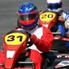 Kartfahren inkl. Helm und Getränk