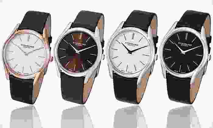 Stuhrling Original Men's Watch: Stuhrling Original Men's Slim Watch (Up to 89% Off). Twenty-One Options Available. Free Shipping.