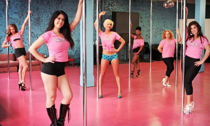 Pole Worx - Kansas City: $20 for One Month of Unlimited Pole-Dance and Fitness Classes Plus Unlimited Bed Tanning at Pole Worx ($60 Value)
