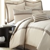 8-Piece Embroidered or Jacquard Comforter Sets