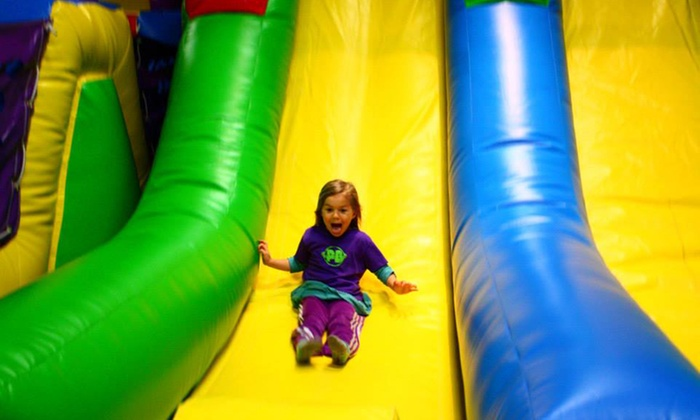 Planet Bounce Pittsburgh - Planet Bounce Pittsburgh: 5 or 10 Weekday Admissions to Planet Bounce Pittsburgh (Up to 45% Off)