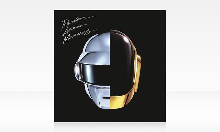 Daft Punk: Random Access Memories CD: Daft Punk: Random Access Memories CD