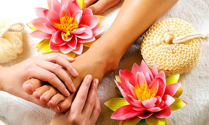 Lasait Zen - Lasait Zen: 1, 2 o 3 sesiones de reflexología podal y drenaje linfático en piernas desde 14,90 €