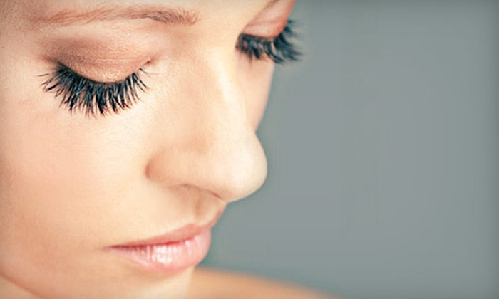Maquillage Pro Beauty - Allandale: $97 for Shavasana Eyelash Extensions at Maquillage Pro Beauty ($195 Value)