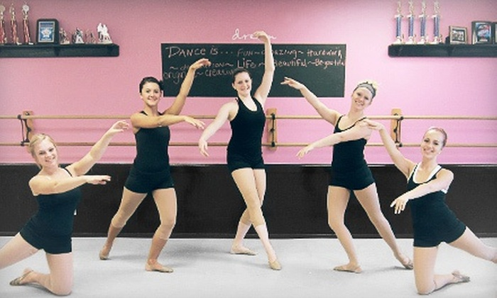Roxana's Dance Expressions - Brandon: 8 or 16 Kids' Dance Classes at Roxana's Dance Expressions (65% Off)