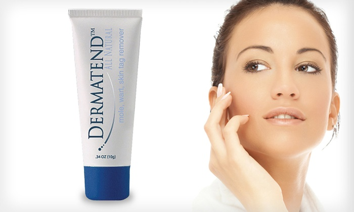Dermatend Skin Tag and Mole Remover: $23.99 for a 0.17 Oz. Tube of Dermatend Skin Tag and Mole Remover ($39.95 List Price). Free Shipping.