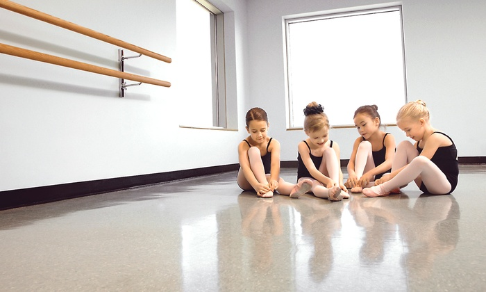 Rhythm Elements Dance Studio - Porterdale: One Month of Ballet Classes for One or Two Children at Rhythm Elements Dance Studio (Up to 52% Off)