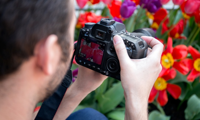 "Chicago Photography Academy - Lakeview: 7-Hour ""Digital in a Day"" Photography Workshop for One or Two from Chicago Photography Academy (Up to 79% Off)"