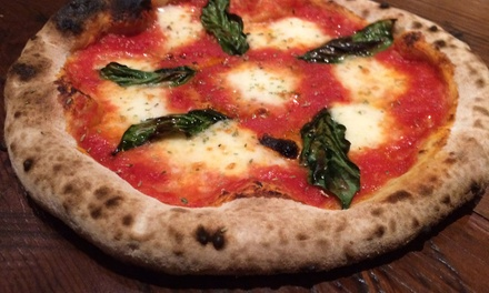 $18 for $30 Worth of Roman-Style Pizza and Italian Food and Drinks for Two at Build Pizzeria Roma