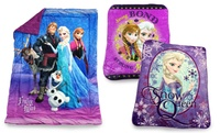 GROUPON: Disney's Frozen Plush Sherpa Baby and Twin-Size Blankets... Disney's Frozen Plush Sherpa Baby and Twin-Size Blankets