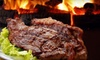 Angus Grill Brazilian Steak House - Houston: All-You-Can-Eat Meal for Two, Four, or Six at Angus Grill Brazilian Steak House (51% Off)