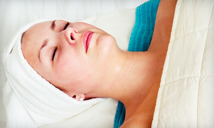 Body Wrapture - Park Fletcher: $35 for a Body Wrap at Body Wrapture ($75 Value)