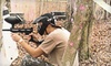Up to 57% Off Paintballing for 2, 4, 6, or 10