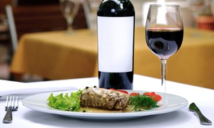 $20 For Three-course Wine Down Wednesday Dinner With Wine Pairings At Nectar Tasting Room ($40 Value)