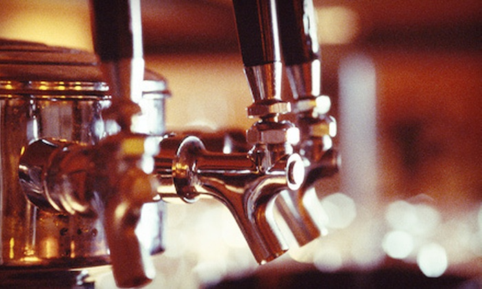 Northwest Brewing Company - Pacific: $11 for a Beer Sampler and 64-Oz. Growler at Northwest Brewing Company in Pacific ($22 Value)