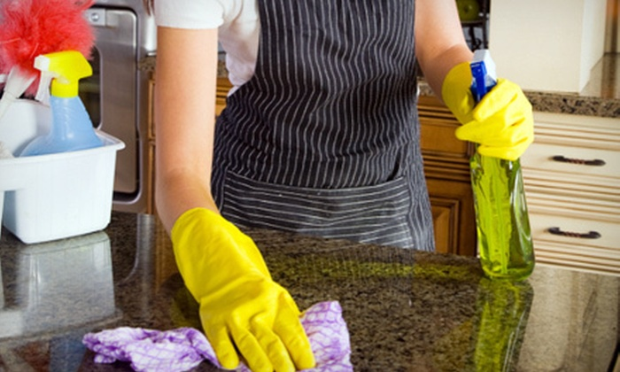 Merry Maids of Winnipeg - Colony: $29 for $70 Worth of House Cleaning from Merry Maids of Winnipeg