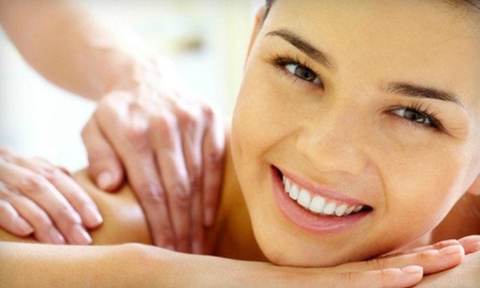 Massage Rose - West Westminster: $45 for a 60-Minute Massage with Aromatherapyat Massage Rose ($89 Value)