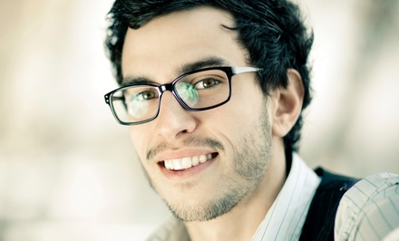 $49 for an Eye Exam and $200 Toward Complete Pair of Prescription Glasses at Rich Vision ($335 Value)