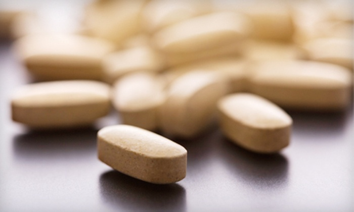Baums Natural Foods - Multiple Locations: $10 for $20 Worth of Vitamins and Supplements at Baums Natural Foods