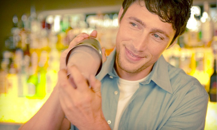 Texas School of Bartenders - North Loop: Three-Hour Introduction to Bartending Course for One or Two at Texas School of Bartenders (Up to 71% Off)