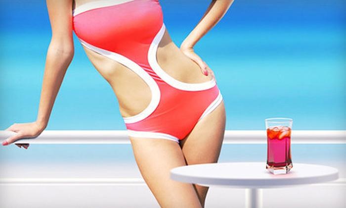 Green Tea Hawaii: Green Tea or Raspberry Ketones Weight-Loss Supplements from Green Tea Hawaii (Up to 67% Off)