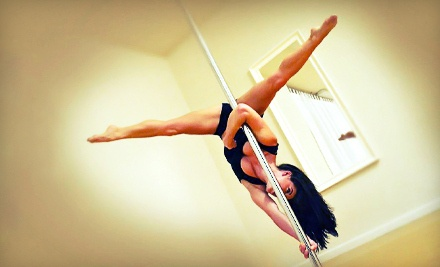 5-Class Passage to Pole Introductory Workshop (a $195 value) - Entangle & Sway in San Francisco