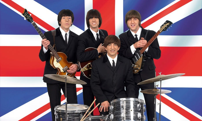Liverpool Legends - American Bank Center: $25 to See Liverpool Legends Beatles Tribute Band at America Bank Center on Friday, February 28 (Up to $49.18 Value)