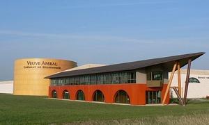 Veuve Ambal: Visite du site, dégustation de crémant de Bourgogne et bouteille offerte pour 2 ou 4 dès 11,90 € chez Veuve Ambal