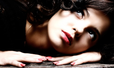 Spa Mani-Pedi or Green Science Renewing Facial at Green Envy Salon & Spa (50% Off)