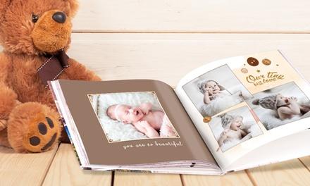Personalisiertes Hardcover Fotobuch Classic 30 x 30 cm mit 40 bis 120 Seiten von Colorland (bis zu 82% sparen*)