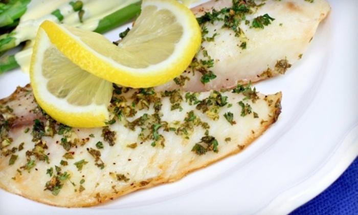 The Finer Diner - Halifax: Diner Food for Two or Four at The Finer Diner (Up to 51% Off)