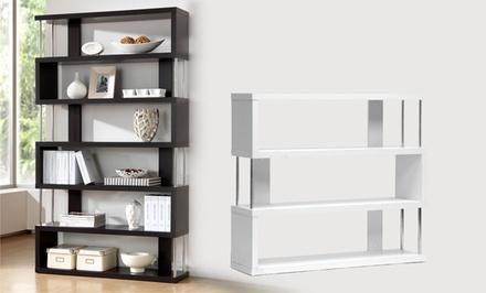 Baxton Studio Modern Display and Storage Shelves