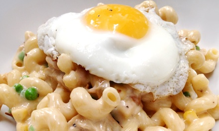 $12 for $20 Worth of Lunch Cuisine at Social. a gastropub