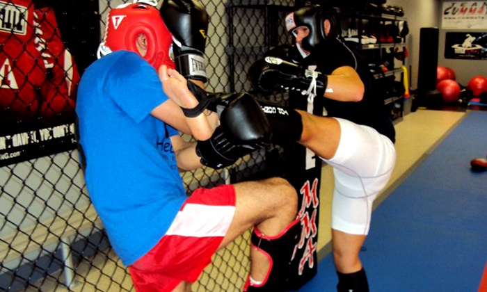 Chicago Unified Mixed Martial Arts training Academy - Southwest Elgin: One Month of Classes or 10 Classes at Chicago Unified Mixed Martial Arts Training Academy (Up to 81% Off)