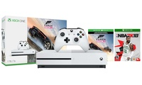 Xbox One S 1TB Console with Forza Horizon 3 and Free Copy of NBA 2K18