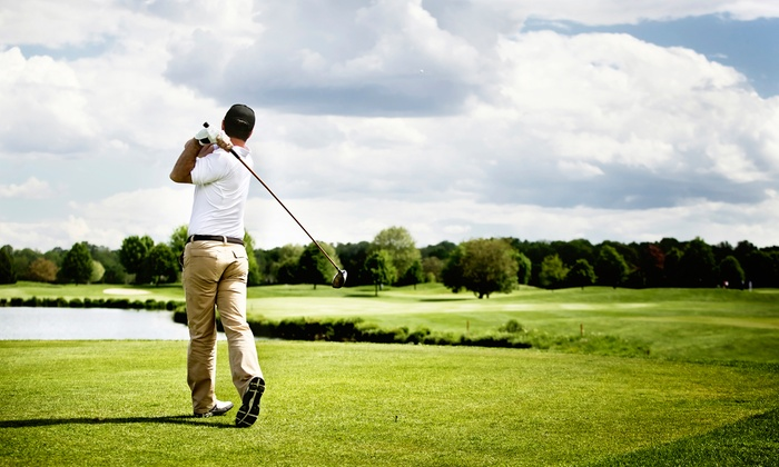 Castlemore Golf & Country Club - Castlemore Golf & Country Club: One or Five 9-Hole Rounds of Golf for Two at Castlemore Golf & Country Club (Up to 55% Off)