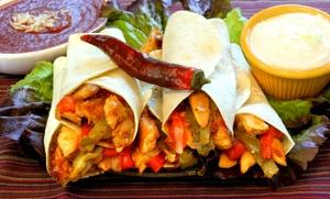 The Amigo Spot: Mexican Cuisine at The Amigo Spot (Up to 50% Off)