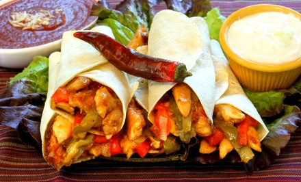 Mexican Cuisine at The Amigo Spot (Up to 75% Off)
