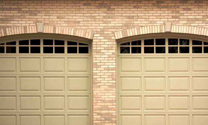 Garage Door Service Co. - Charlotte: Garage-Door Tune-Up and Inspection with Optional Roller Replacement from Garage Door Service Co. (Up to 70% Off)