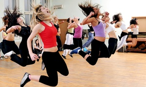 Wow Fitness: 10 or 20 Zumba, Cycle, Pilates, Yoga, or Other Group Fitness Classes at Wow Fitness (Up to 66% Off)