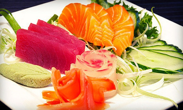 Sushi Kai - Davisville: $20 for a $40 Worth of Sushi and Japanese Cuisine at Sushi Kai