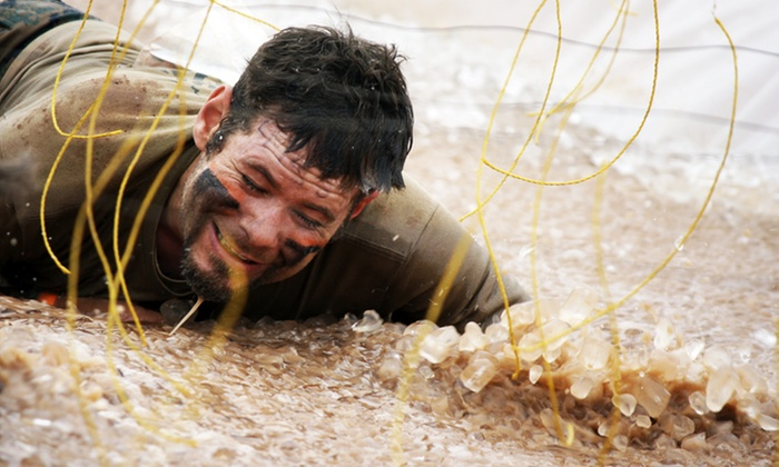 Cross Country Chaos - Barclay: Cross Country Chaos 5K Mud Run for One or Three on Saturday, June 13 (Up to 49% Off)
