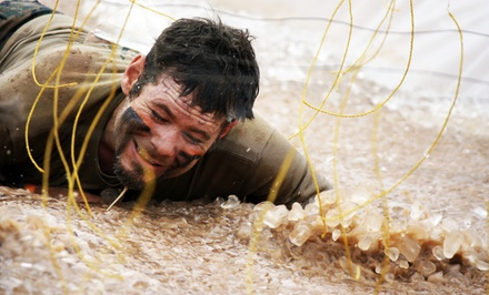 Central Falls Lions Warpath Obstacle-Course 5K for 1, 2, or 4 from the Central Falls Lions Club (Up to 51% Off)