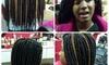 51% Off Hair-Braiding Lessons